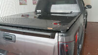 Triffecta tonneau cover for 6 foot box .