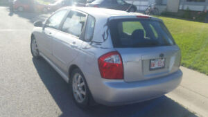 2005 Kia Spectra for sale