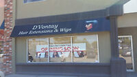 D'Vontay Hair Extensions & Wigs
