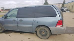 2005 Ford Freestar delivery van