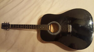 Used Johnson Acoustic Guitar