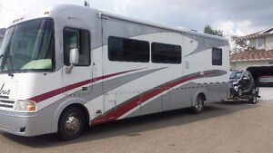 2007 Rexall Aerbus Class A Lots of extras/Low kms