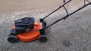 Lawnmower Ariens OHV can deliver