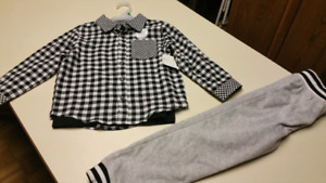 Boys 5T...clothes  BRAND NEW WITH TAGS clothes