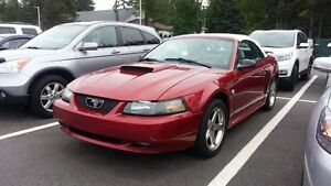 Ford Mustang 2dr Convertible GT 2004