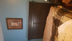 Excellent Condition Queen and Twin Headboards