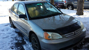 2003 Honda Civic EX Sedan