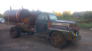 Wanted old trucks