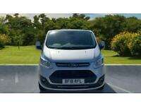 2018 Ford Transit Custom 270 Swb Diesel Fwd 2.0 TDCi 130ps Low Roof Limited Van