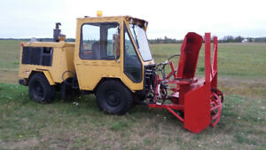 1994 Trackless with snow blower
