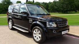 2014 Land Rover Discovery 3.0 SDV6 XS 5dr Automatic Diesel 4x4