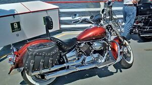 2003 Customized Yamaha V-Star Silverado 1100 West Island Greater Montréal image 2