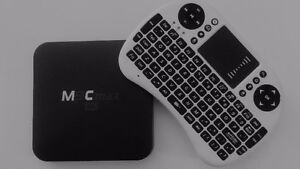 Best Android Box with Keyboard /Super-Fast  S905X  CPU  2G/16G