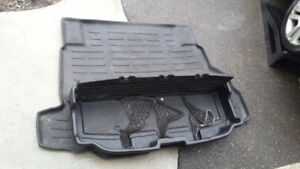 Ford Fusion 2006 - 2009 trunk mat and cargo divider
