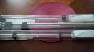 Simple New 4 Rods for Window - for sale ! Kitchener / Waterloo Kitchener Area image 1