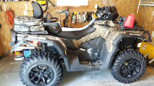 outlander xt camouflage
