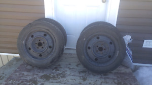 15 inch tire and rims