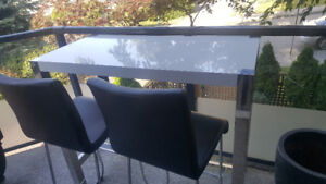 High top table and other IKEA furniture for sale
