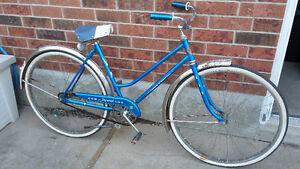 Vintage CCM Ladies Bicycle