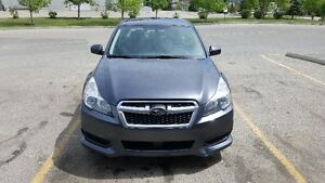 2013 Subaru Legacy Limited Sedan 3.6L (NO GST)