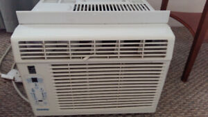 Danby air conditioner!  Works great!