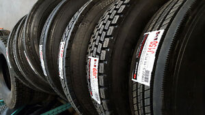 SALE! 11R22.5 New Drive,Trailer Manufacture Recap/Retread Tires