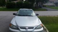 2003 Pontiac Grand Am GT1 Sedan