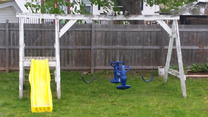 Swing set is spoken for PPU  tommorrow. 30 ppl interested.
