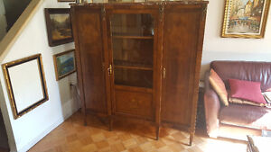 Beautiful, Antique French-Style Cabinet