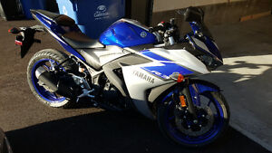 2015 Yamaha R3 for sale!