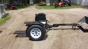 Car dolly. Like New! Excellent Condition $1000