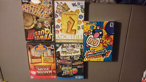 12+ Classic Puzzle PC Games Kitchener / Waterloo Kitchener Area image 1