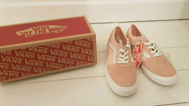 Brand new Vans shoes. UK size 3   in