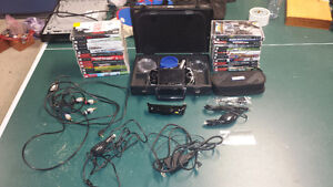 PSP System with 25 Games and Tons of Extras!