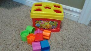 Toddler toy lot