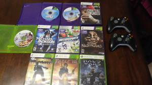 360 games and controllers