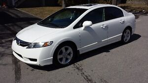 2009 HONDA CIVIC LX SPORT Berline, Automatique ,Toit, full, Mags