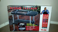 Outdoor BBQ stand for George Foreman Grill