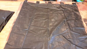 Black Curtains in great condition