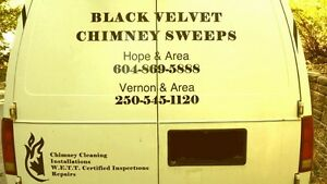 Black Velvet Chimney Sweeps