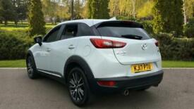 2017 Mazda CX-3 1.5d Sport Nav 5dr AWD Manual Diesel Hatchback