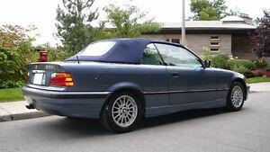 1999 BMW 323iC E36 Convertible