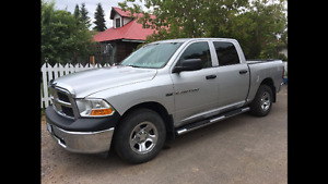 2012 Dodge Power Ram 1500 ST 4x4 Pickup Truck