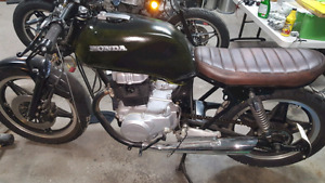 1980 Honda CB400 twin Project for sale nego