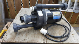 For Sale Pump and motor
