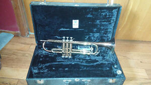 Trumpet for sale! - $250 (Campbell River)
