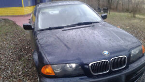 2000 BMW 3-Series beige Bicorps