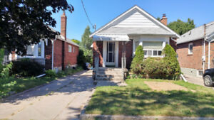 2 Bedroom House in East York for Rent- Whole Bungalow!