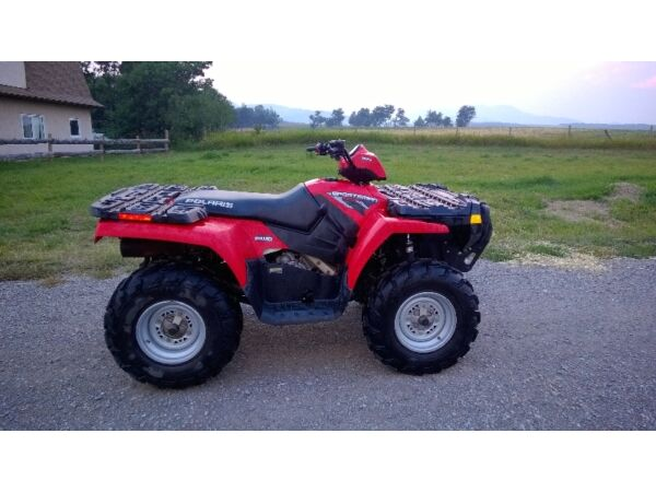 Used 2008 Polaris Sportsman