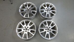 "2009 Chevrolet Malibu LTZ -18"" Factory Aluminum Wheels with TPMS"